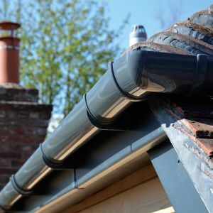Anthracite Grey Guttering image