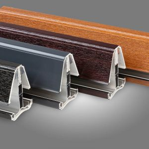 Woodgrian Self Support Glazing Systems image