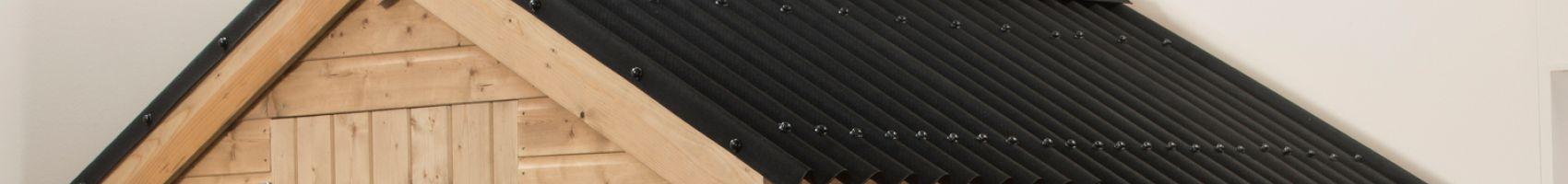 Bitumen Brown Red Corrugated Pvc Roof Sheet Fixings Pack Of 200 Fixings