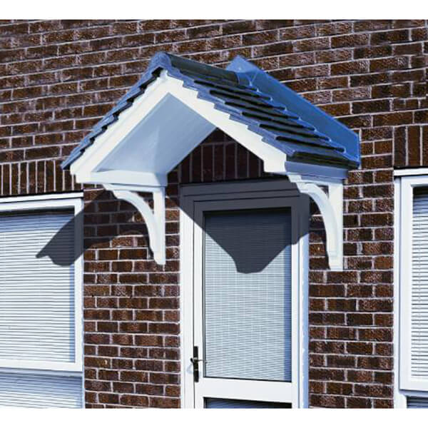 Cheltenham Over Door Canopies 880mm Projection  image