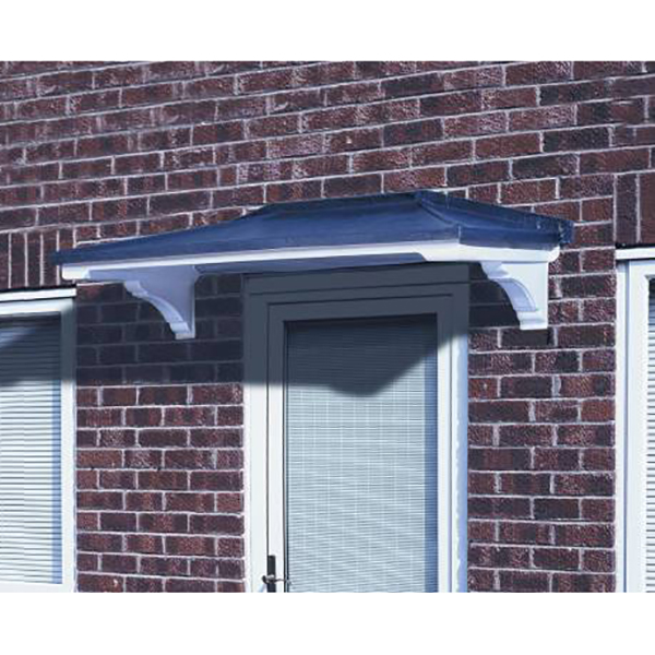 Ilkley Over Door Canopies 640mm Projection  image