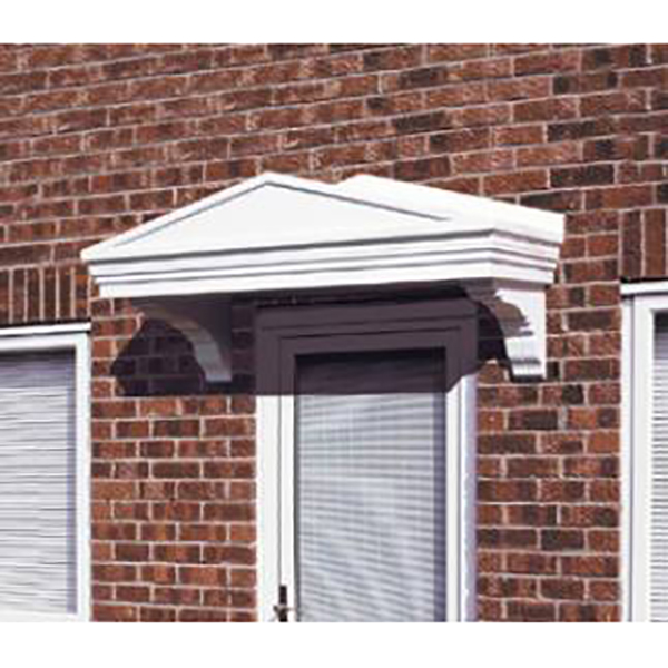 Rockingham Over Door Canopies 530mm Projection  image