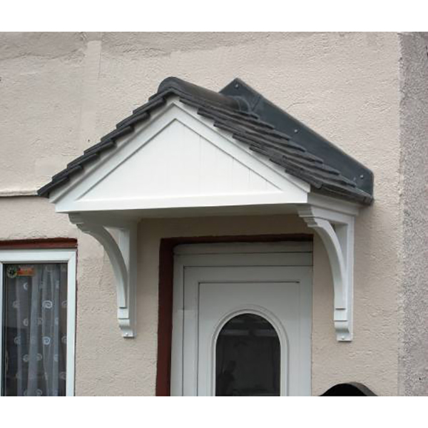 Carisbrooke Over Door Canopies 730mm Projection  image