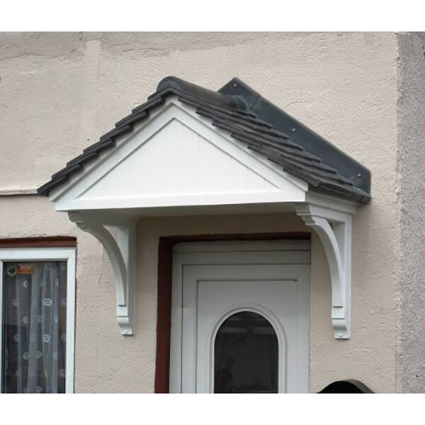 Carisbrooke Over Door Canopies 880mm Projection  image