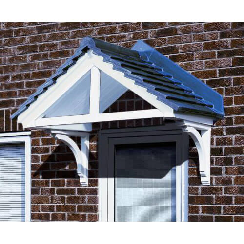 Cheltenham T Bar Over Door Canopies 730mm Projection  image