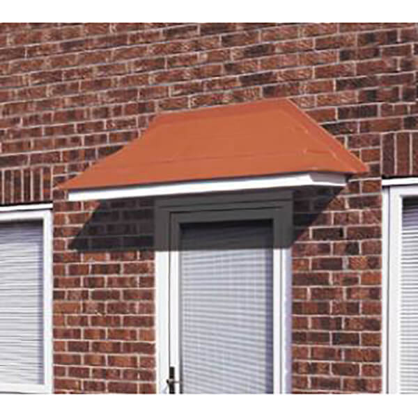 Elsdon Over Door Canopies 310mm Projection  image