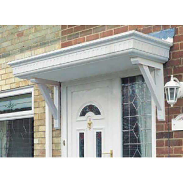 Castledene Over Door Canopies 2050mm Wide image