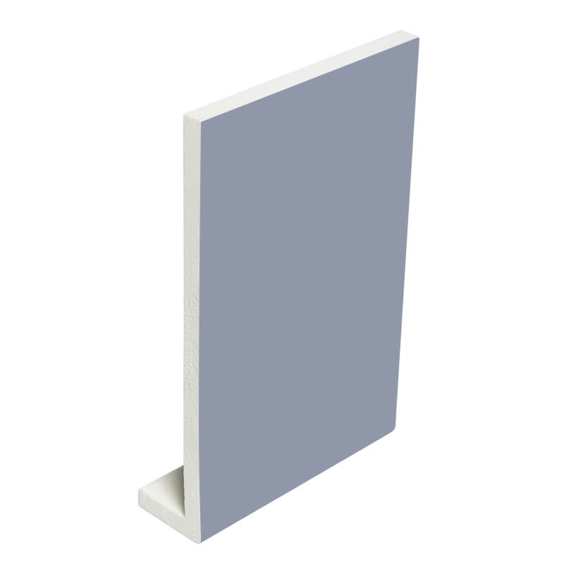 405mm x 9mm Hazy Grey Cover Board Double Ended 5m image