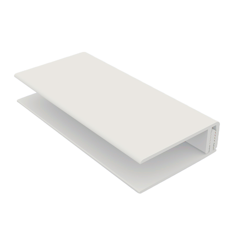 Durasid Cream Two Part Edge Trim 5mtr