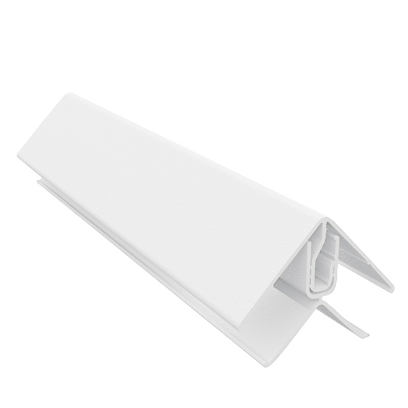Durasid Cream Two Part Aluminium Corner Trim 3m image