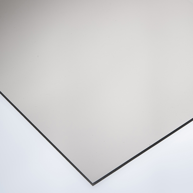 4mm Bronze Tinted Polycarbonate sheet  image