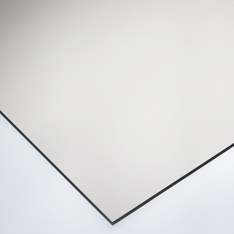 4mm Grey Tinted Polycarbonate sheet  image