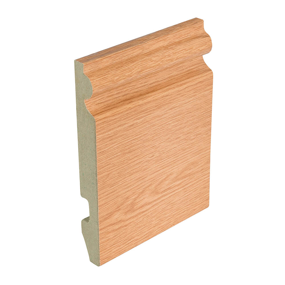 94mm Pine Ogee Skirting Board image