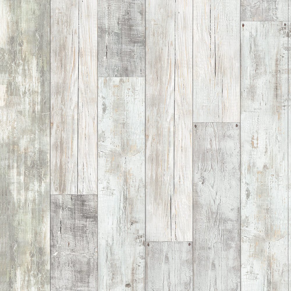 Rustic White 8mm Bathroom Panels 375mm x 2.6m Pack of 3